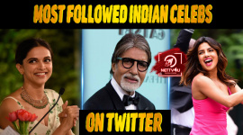 Top 10 Most Followed Indian Celebs On Twitter