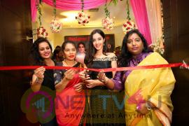 Actress Simran Kaur Inaugurates Melodrama Expo at Taj Deccan Cute Images  Telugu Gallery