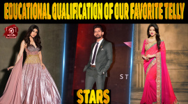 Educational Qualification Of Our Favorite Telly Stars
