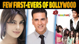 Few First-evers Of Bollywood