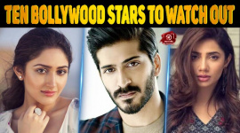 Ten Bollywood Stars To Watch Out For