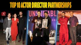 Top 10 Actor Director Partnerships