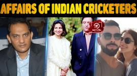 Top 10 Affairs Of Indian Cricketers