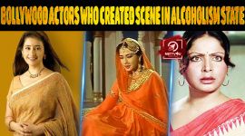 Top 10 Bollywood Actors Who Created Scene In Alcoholism State