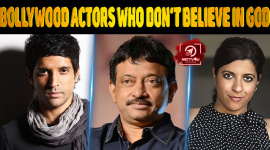 Top 10 Bollywood Actors Who Don't Believe In God