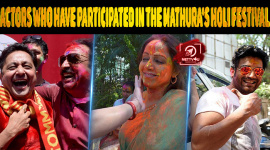 Top 10 Bollywood Actors Who Have Participated In The Mathura's Holi Festival