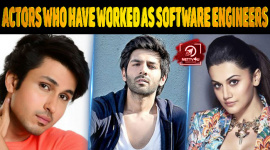 Top 10 Bollywood Actors Who Have Worked As Software Engineers