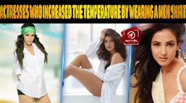 Top 10 Bollywood Actresses Who Increased The Temperature By Wearing A Men Shirt
