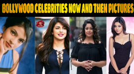 Top 10 Bollywood Celebrities Now And Then Pictures