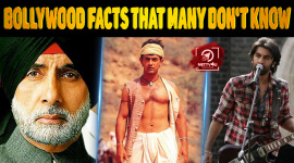 Top 10 Bollywood Facts That Many Don't Know