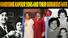 Top 10 Handsome Kapoor Sons And Their Gorgeous Wife.
