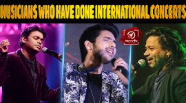 Top 10 Musicians Who Have Done International Concerts