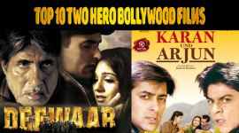 Top 10 Two Hero Bollywood Films