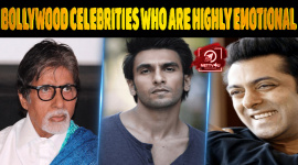 Top Ten Bollywood Celebrities Who Are Highly Emotional