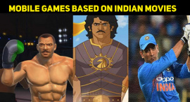 Five Mobile Games That Are Actually Based On Popular Indian Movies