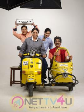 Idli Tamil Movie Working Images & Photos
