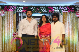 Actress Suja Varunee And Shivakumar Wedding Stills