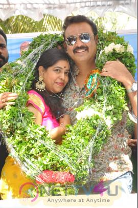 Actor Naresh Birthday Celebrations Excellent Photos
