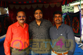 Boomerang Movie Pooja Photos Tamil Gallery