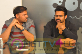 Tik Tik Tik Movie Trailer Launch By Sai Dharam Tej  Images Telugu Gallery