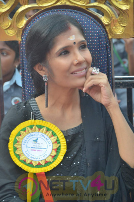 3rd Sangeetha Sangamam Audio Release Stills
