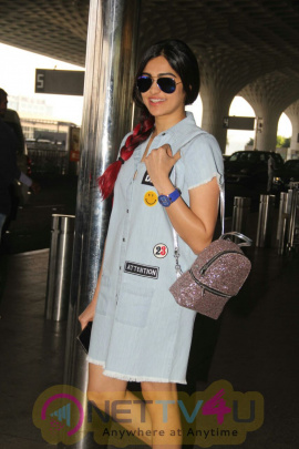 Adah Sharma Marvelous Stills In Airport