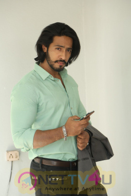 S3 Movie Villain Thakur Anoop Singh Interview Photos Telugu Gallery