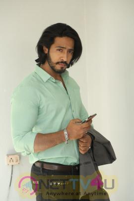 S3 Movie Villain Thakur Anoop Singh Interview Photos Telugu Gallery