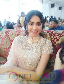 Adah Sharma Never Seen Cute Pics Telugu Gallery