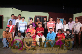 Thillalangadi Mohanambal Stage Show Premiere Stills  Tamil Gallery