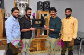 Okate Life Poster Launch By Jiiva