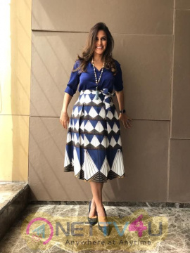 Neha Dhupia At Miss India Mentoring In New Delhi Hindi Gallery