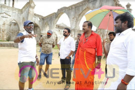 Stunt Choreographer Siva Press Release Image