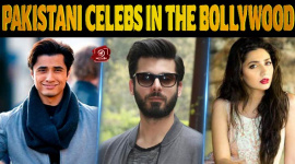 Pakistani Celebs In The Bollywood