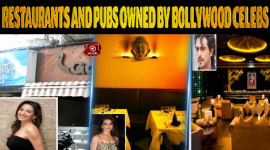 Restaurants And Pubs Owned By Bollywood Celebs