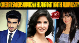 Top 10 Bollywood Celebrities Whom Salman Khan Helped To Get Into The Film Industry