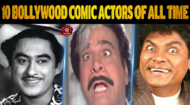 Top 10 Bollywood Comic Actors Of All Time