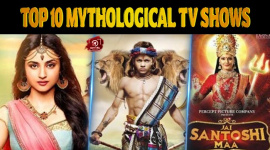 Top 10 Mythological TV Shows