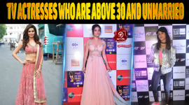 Top 10 TV Actresses Who Are Above 30 And Unmarried