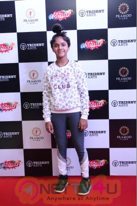 Lakshmi Movie Press Meet Stills