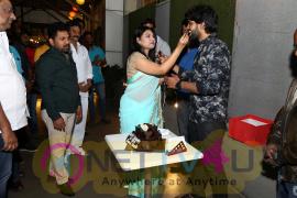 Actor Anand Birthday Celebration Photos Telugu Gallery