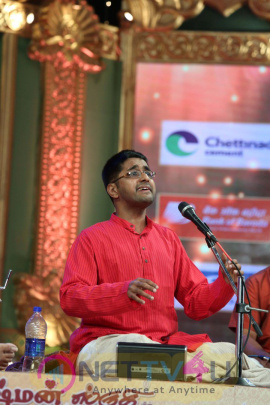 Chennaiyil Thiruvaiyaru Season 12  Event Stills