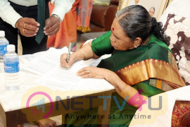 Sathyabama University Dr. Mariazeena Johnson  Elected As Pro Chancellor Stills Tamil Gallery