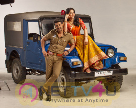 Silukkuvarupatti Singam Movie Stills Tamil Gallery