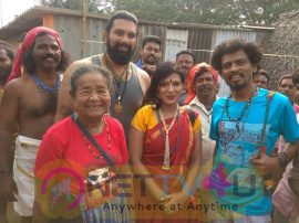 Kuravan Movie Shooting Started Stills