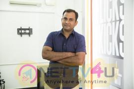 Across Film Releases Kuttram 23 Prabhu Venkatachalam Interview Stills Tamil Gallery