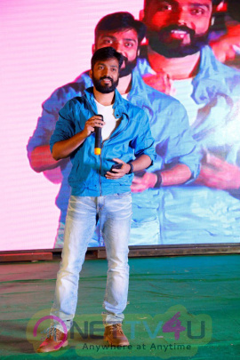 Pichiga Nachav Song Launch At SVS College Stills