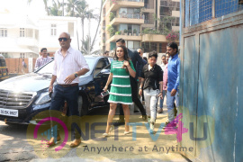 Rani Mukerji At Hindi Film Hichki Song Launch Oye Hichki