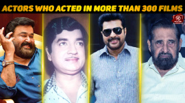Top 10 Actors Who Acted In More Than 300 Films In Malayalam