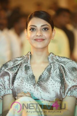 Actress Kajal Aggarwal Lovely Stills  Telugu Gallery